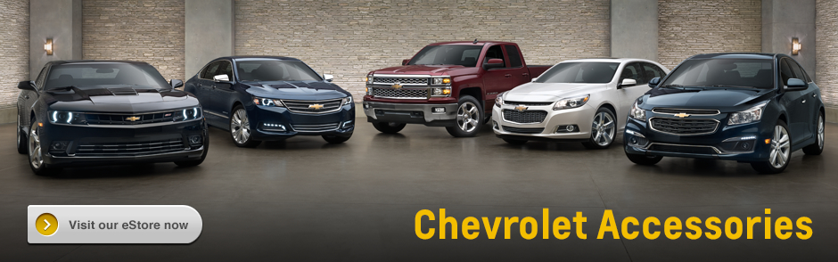 Genuine Chevrolet Accessories in Salem, OR