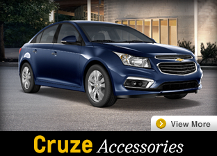 Click For Chevrolet Cruze Accessories in Salem, OR