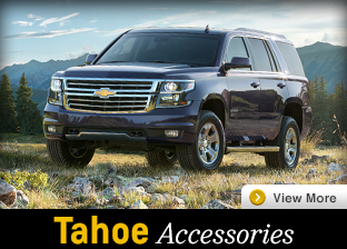 Click For Chevrolet Tahoe Accessories in Salem, OR