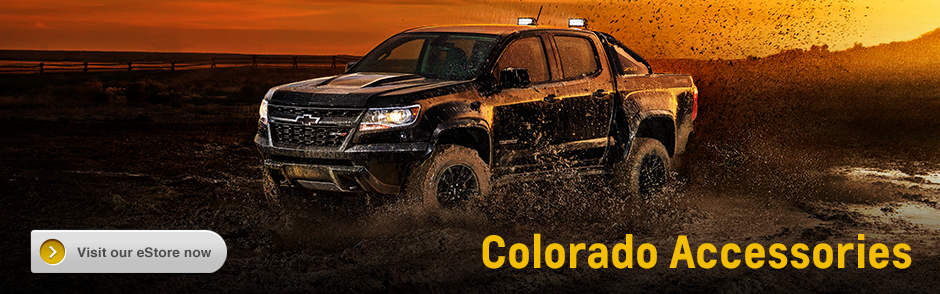 Chevy Colorado Accessories >> Genuine Chevrolet Colorado Accessories Salem Or