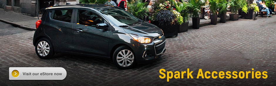 Genuine Chevrolet Spark Accessories Serving West Salem