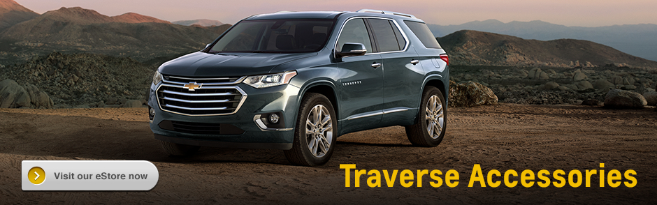 Chevrolet Traverse Accessories in Salem, OR