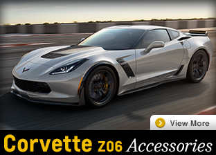 Click For Chevrolet Corvette Z06 Accessories in Salem, OR