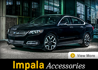 Click For Chevrolet Impala Accessories in Salem, OR