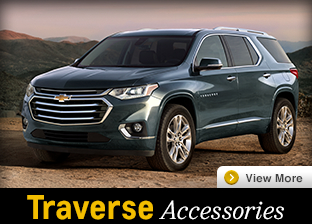 Click For Chevrolet Traverse Accessories in Salem, OR