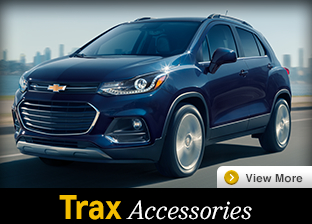 Click For Chevrolet Trax Accessories in Salem, OR