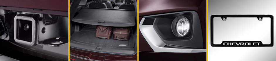 Genuine Chevrolet Traverse Accessories Salem Or