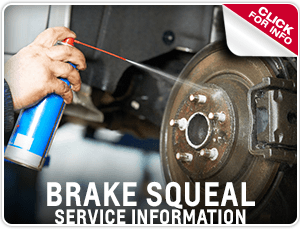 Browse our brake repair squeal service information in Salem, OR