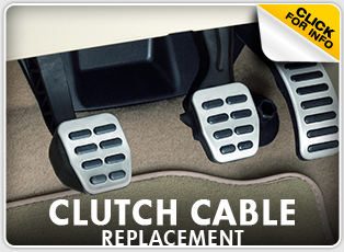 Click to learn more about Chevrolet clutch cable replacement service at Capitol Chevrolet in Salem, OR
