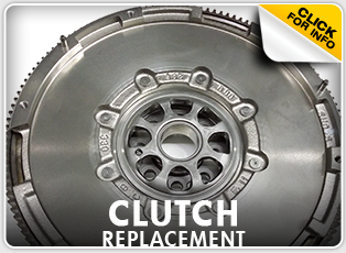 Click to learn more about Chevrolet clutch replacement service at Capitol Chevrolet in Salem, OR