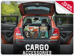 Click to learn about Genuine Chevrolet Cargo Accessories in Salem, OR