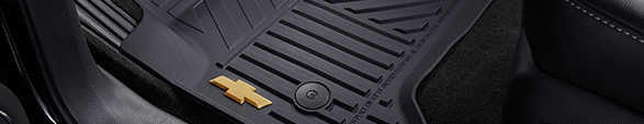 Purchase Genuine Chevrolet All Weather Floor Mats available at Capitol Chevrolet in Salem, OR