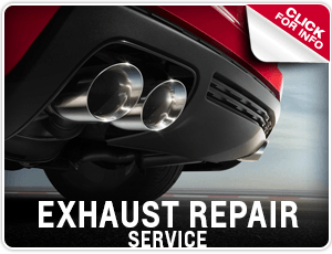 Browse our exhaust repair service information at Capitol Chevrolet