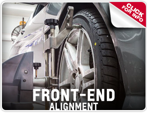 Chevrolet Front End Alignment Service in Salem, OR