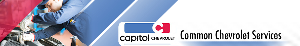 Chevrolet Service Repairs in Salem, OR