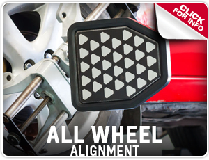 Chevrolet All-Wheel Alignment Maintenance Service in Salem, OR