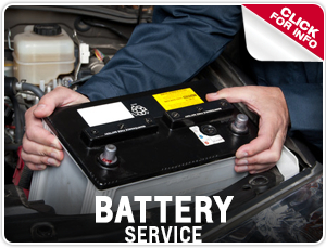 Chevrolet Battery Maintenance Service in Salem, OR