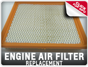 Click For Details on Chevrolet Air Filter Replacement Service in Salem, OR