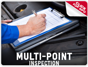 Click For Details on Chevrolet Multi-Point Inspection Service Serving Keizer, OR
