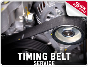Click For Details on Chevrolet Timing Belt Replacement Service in Salem, OR