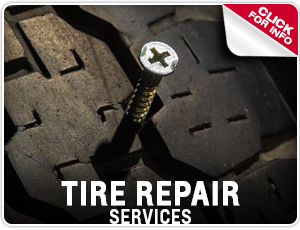 Click For Chevrolet Tire Repair Service in Salem, OR