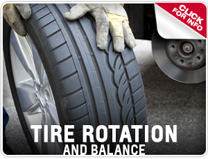 Click For Chevrolet Tire Rotation Service in Salem, OR