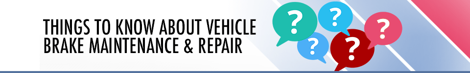 How To Keep Your Brakes in Good Condition - Service Information at Capitol Chevrolet