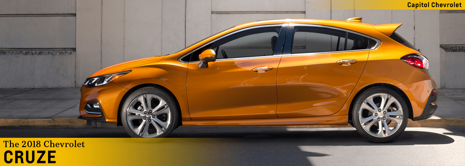 2018 Chevrolet Cruze Features & Details - model research