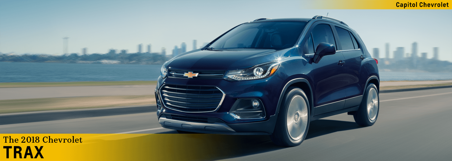 2018 Chevrolet Trax Model Features & Details - model research
