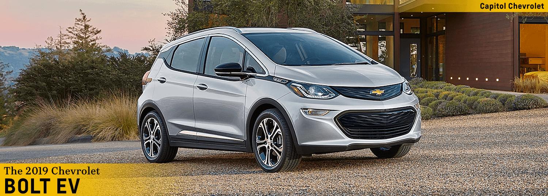 2019 Chevrolet Bolt Ev Specs Details For The Greater Salem Area