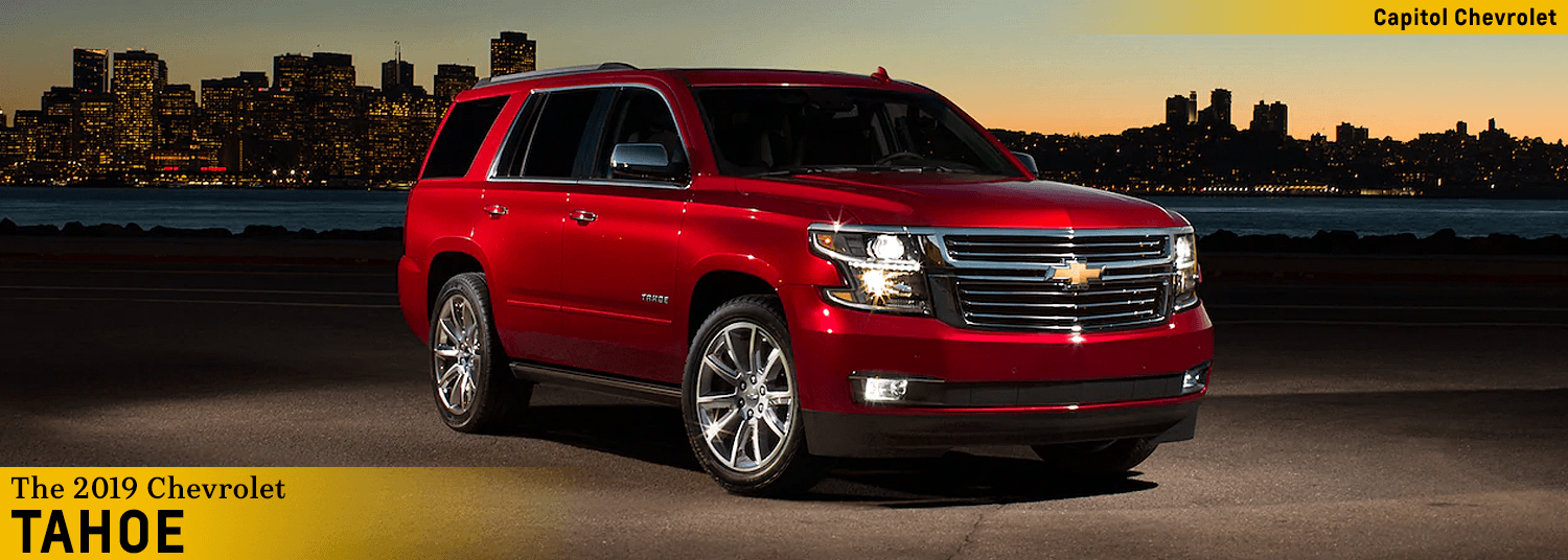 chevy tahoe rst edition price