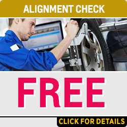 Click for Details on Our Chevrolet Alignment Check Service Special in Salem Near Keizer, OR