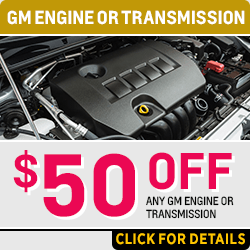 Browse our Genuine GM Engine or Transmission parts special discount at Capitol Chevrolet in Salem, OR