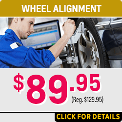 Click to browse our alignment service special at Capitol Chevrolet in Salem, OR