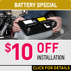 Click to browse our battery installation service special at Capitol Chevrolet in Salem, OR