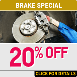 Click to browse our brake repair service special at Capitol Chevrolet in Salem, OR