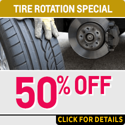 Click to browse our tire rotation service special at Capitol Chevrolet in Salem, OR