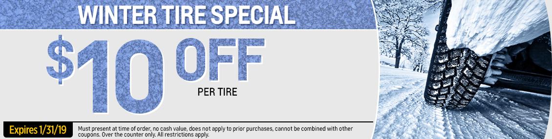 Chevrolet Winter Tire Discount Salem Or Tire Shop Incentives