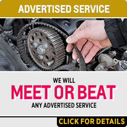 Meet or beat service special at Capitol Chevrolet in Salem, OR