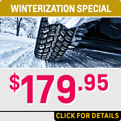 Save with our complete Winterization Service Special at Capitol Chevrolet in Salem Near Keizer, OR