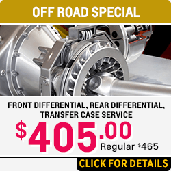 Save on Your Next Off Road Service Special at Capitol Chevrolet in Salem Near Keizer, OR
