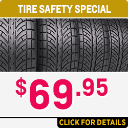 Save with our Tire Safety Service Special at Capitol Chevrolet in Salem Near Keizer, OR