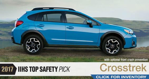 IIHS Top Safety Pick Subaru Models  Salem OR