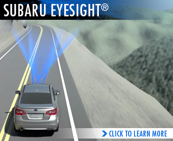 Click For Subaru Eyesight System Engineering Information in Salem, OR