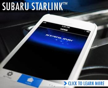 Click For Subaru Starlink Infotainment Engineering Information in Salem, OR