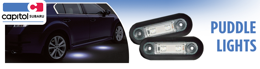 Capitol Subaru Salem Oregon >> Learn more about genuine Subaru puddle lights with this ...