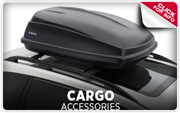 Click to learn more about genuine Subaru cargo accessories with information provided by Capitol Subaru in Salem, OR