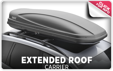 Learn more about genuine Subaru extended roof carrier in Salem, OR