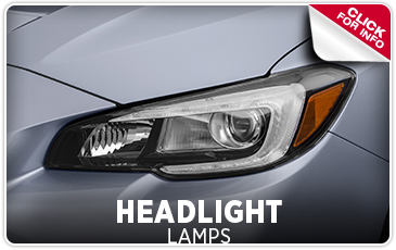 Learn more about genuine Subaru headlight lamps in Salem, OR