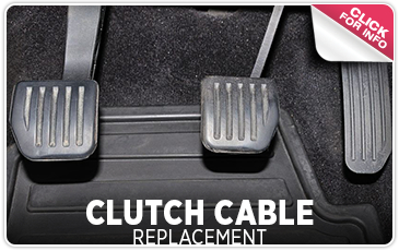 Learn more about Subaru clutch cable replacement service Information from Capitol Subaru in Salem, OR